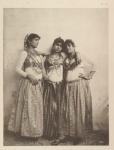 Bailarinas egipcias. Delort Gleon. L'arquitectura arabe des Khalifes d'Egypte à l'Exposition Universelle de París en 1889
