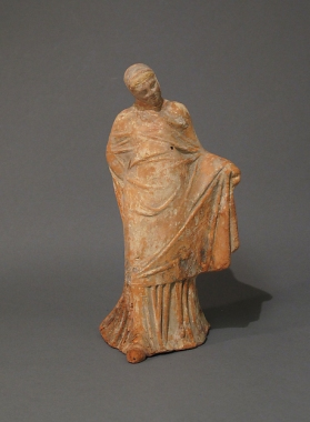 bailarinavelada siglo 3 a.C. cultura grecia póntica