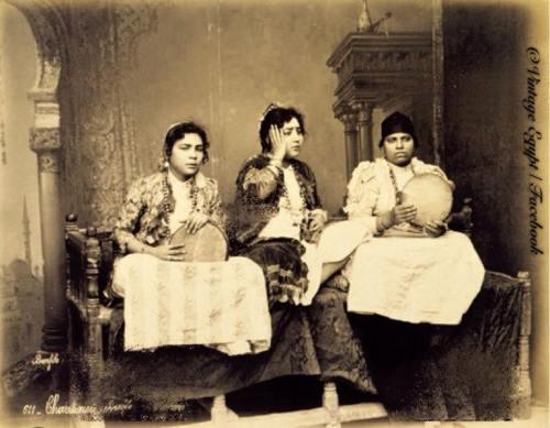 entretenadoras en eghypto 1902 AFI archives