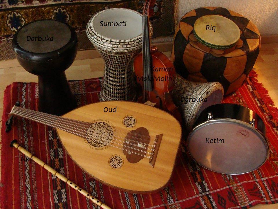 Música árabe   Danza Oriental en Egipto