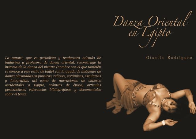 portada danza oriental en Egipto