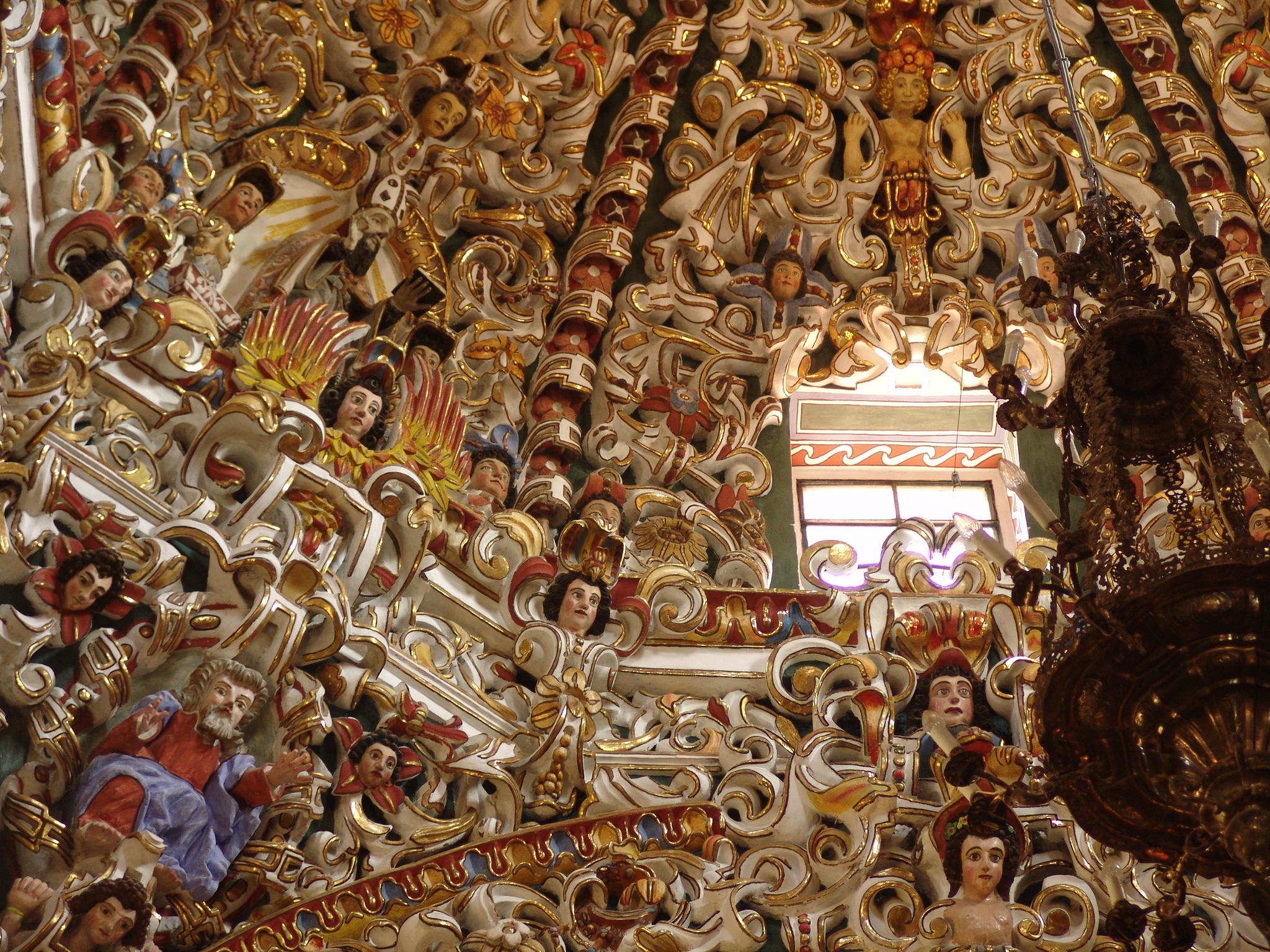 Cholula: iglesias, flores y gran pirámide | ESTUDIO GISELLE HABIBI
