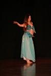 Carmen Figueroa, alumna avanzada de Estudio Giselle Habibi