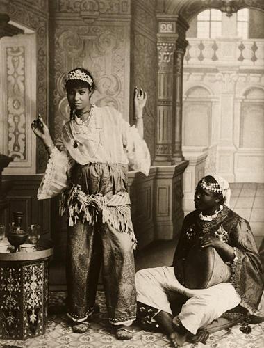 Tancrède R. Dumas, c. 1870. Museo Sabanci, Turquía.