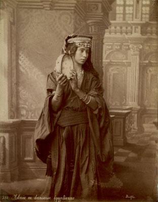 almee imagen del fotógrafo francés Félix Bonfils 1870