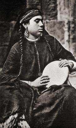 Fellahin de Beirut. 1920.