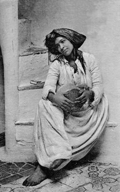 """Música mora"" de Túnez. Principios siglo XX"