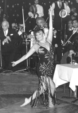 nagwa foaud cairo marriott 1989