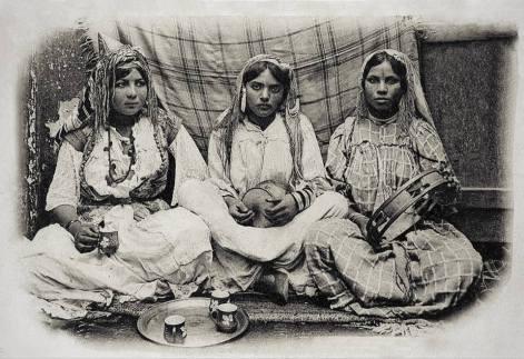 Argelia. Postal principios siglo XX. Collección Idéale