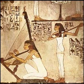 harpa egipcia