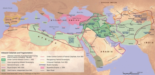 califato abasí