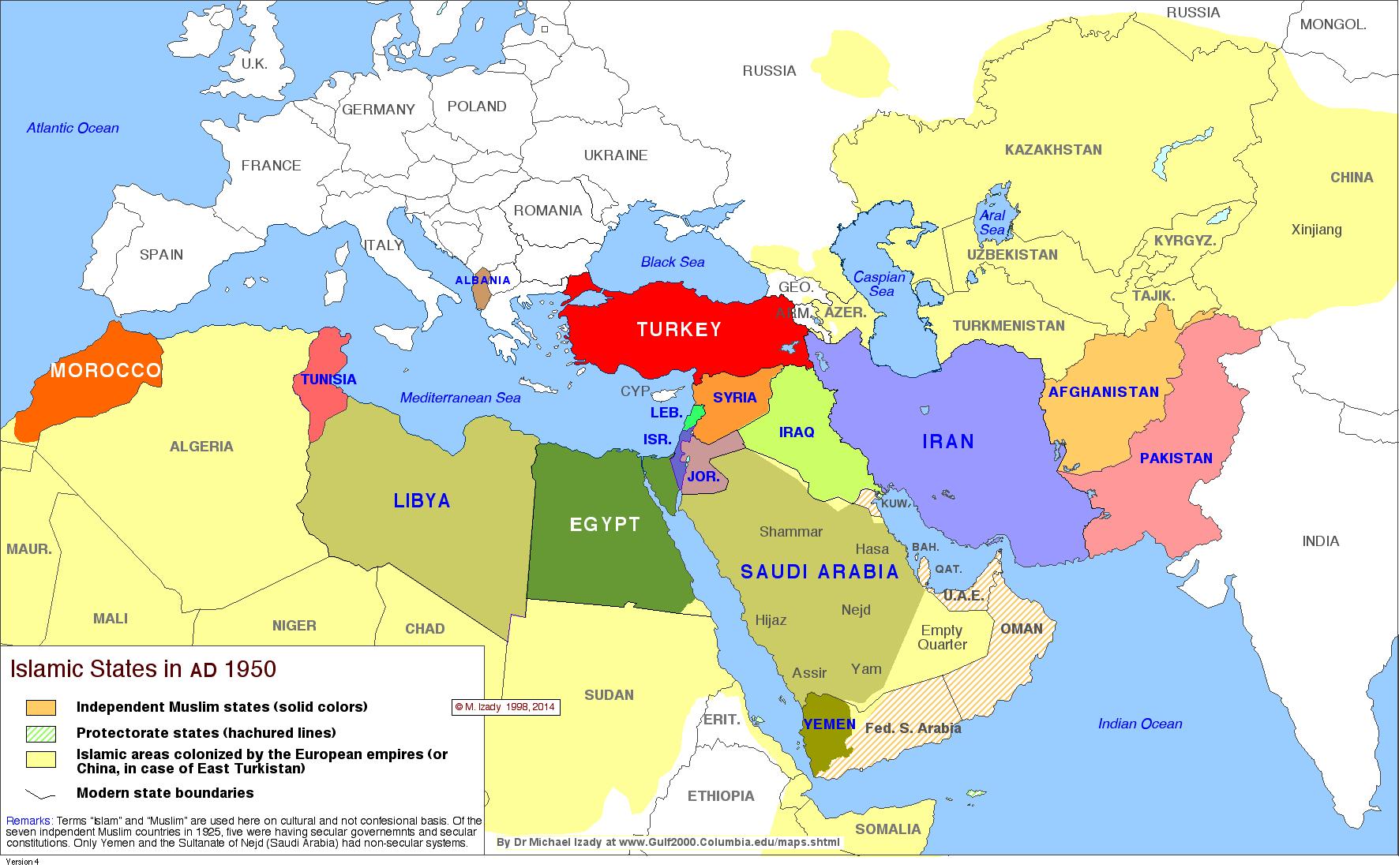 mapa oriente medio Mapas para entender la historia de Oriente Medio | Danza Oriental  mapa oriente medio