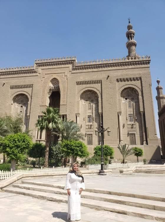 mezquita rifai